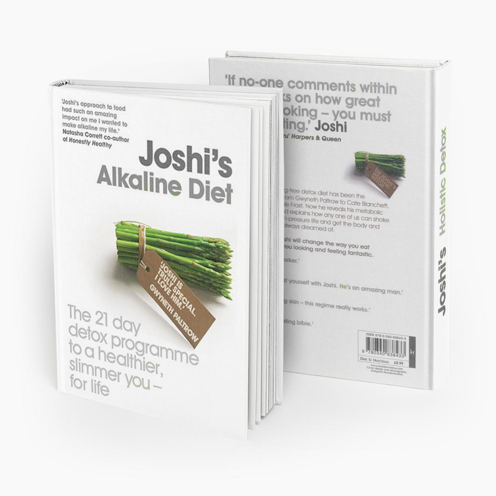 21 day Holistic detox by Nish Joshi | HIVE the Good Life Düsseldorf